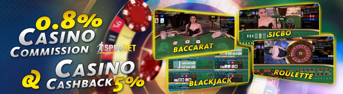 bonus cashback casino online spbo bet spbobet